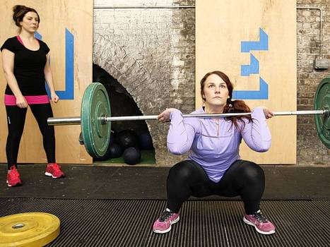 CrossFit: Try it if you're tough enough | Sports Ethics: Jaronik, T. | Scoop.it