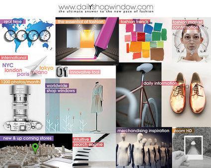 Dailyshopwindows : un bureau de style 3D en temps réel   Ecommerce' topic   Scoop.it