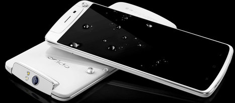 Smartphone Oppo N1 Now Available in India - FlakyHub | Latest News | Scoop.it