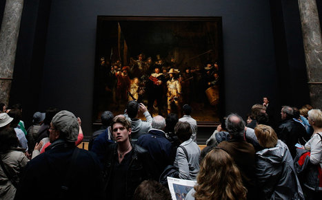 Museums Mull Public Use of Online Art Images | Art - Craft - Design- Net | Scoop.it