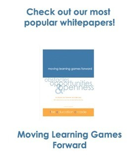 The Education Arcade | Game-Based Learning | Scoop.it