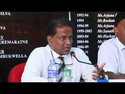 (Video) SLC media briefing – progress with ICC, ACC, domestic cricket and legal issues | Sri Lanka Cricket | Scoop.it