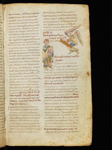 La Bibliothèque de Genève met ses manuscrits latins en ligne | Ressources sur le Web | Scoop.it