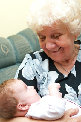Baby Dolls Crafted for Elderly and those with Alzheimer's dementia | Alzheimer's Support | Scoop.it