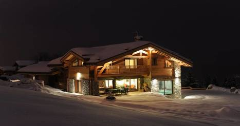 Luxury rental chalets in the Alps with Excellia Homes | Luxury rentals in Europe | Scoop.it