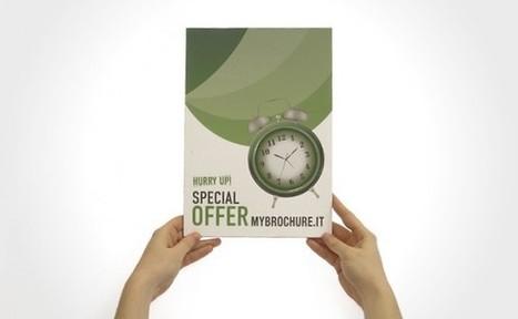 Stampa cartelline di presentazione: smile » My Brochure | Stampa cartelline personalizzate | Scoop.it