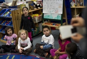 How educating children early and well creates a ripple effect for us all | Kindergarten | Scoop.it