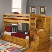 Bunk Beds With Storage | Home & Kitchen | Scoop.it