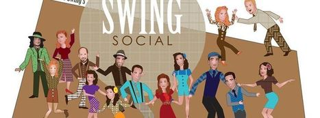 Step Into Swing | Central Iowa Social Dance Connection | Scoop.it