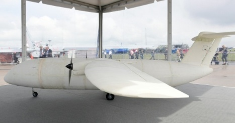 Airbus presents 3D-printed mini aircraft | 3D Virtual-Real Worlds: Ed Tech | Scoop.it