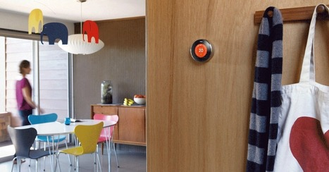 Nest, Samsung Create Low-Power Network 'Thread' for Smart Home Products | Mobile & Digital World | Scoop.it