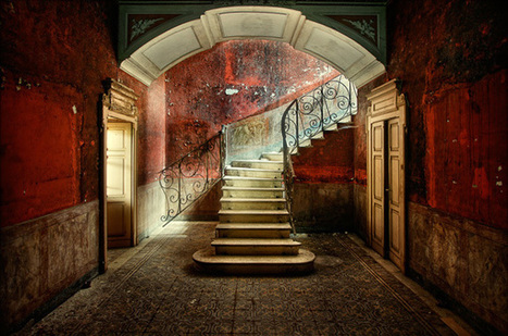 40 Chilling Photographs of Urban Decay | Photographic | Scoop.it