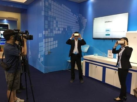 ZTE'den Dünyanın İlk 5G Tabanlı Kablosuz VR Servisi ~ Erol DİZDAR | Erol Dizdar | Scoop.it