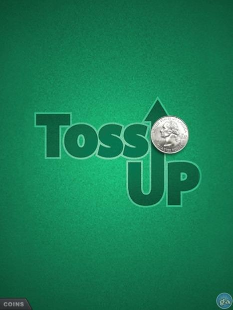 iPad Toss Up | Educational Technology - Yeshiva Edition | Scoop.it