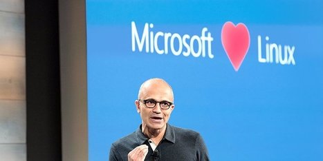 Satya Nadella has made huge progress with a company that was once Microsoft's biggest threat | Digital Culture | Scoop.it