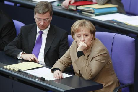 Germany: Economic giant reluctant to lead | Germany and Russia- Patrick Mellon | Scoop.it
