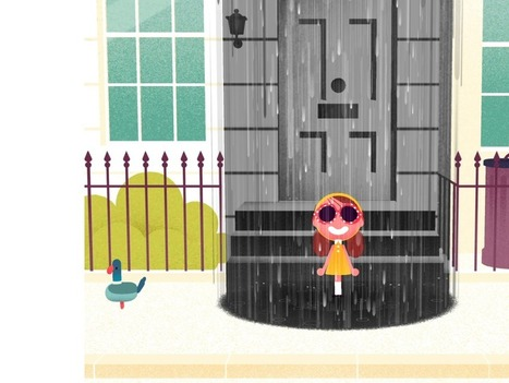 Google Releases 'Rain or Shine,' Its Most Interactive Spotlight Story Yet   Transmedia Storytelling & Education   Scoop.it