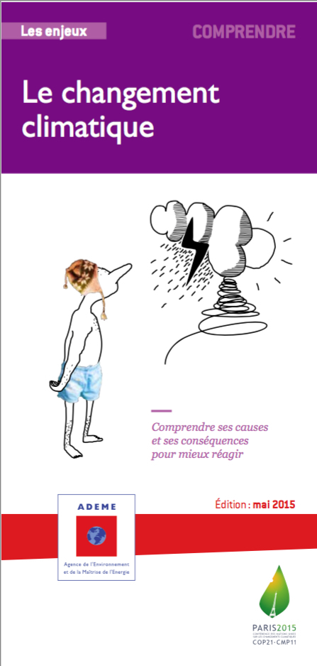 """Le Changement climatique "" – ADEME 