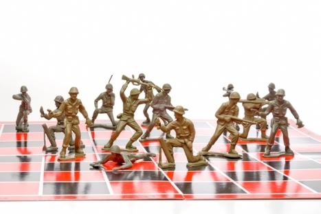 L'art de la guerre appliqué à la stratégie de conquête des entreprises | #Security #InfoSec #CyberSecurity #Sécurité #CyberSécurité #CyberDefence & #DevOps #DevSecOps | Scoop.it