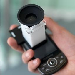 EyeNetra, el primer diagnostico ocular para smartphone | HealthWorks Collective | Comunicación y Salud | Scoop.it