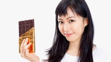 Natural compounds in dark chocolate found to increase calmness | The Raw Story | learning.it! | Scoop.it