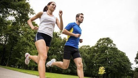 Too much jogging is 'unhealthy' | A Feeling Of General Well-Being | Scoop.it