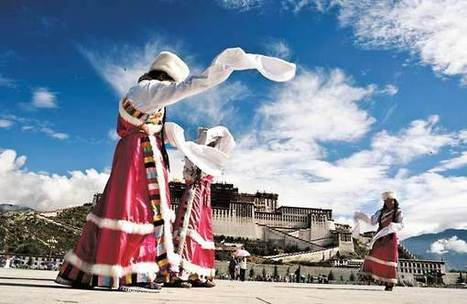 Lhasa ranks at top of residents' happiness list - China Daily | The Study of HAPPINESS | Scoop.it