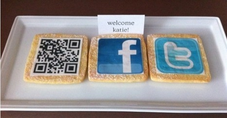 QR Codes Used to Welcome Guests at Hotel | Social Intelligence | Bestideas | Scoop.it