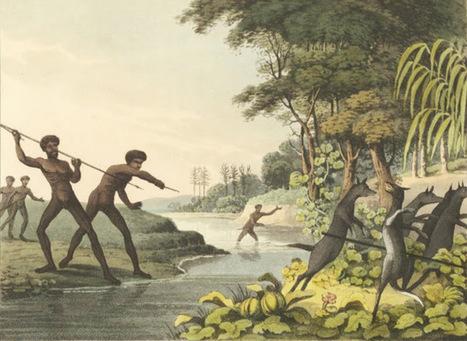 Deux peintres de la vie aborigène | Aborigènes | Scoop.it