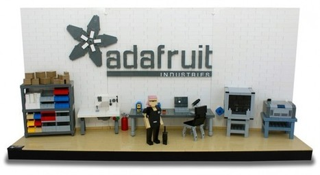 Twelve Pis of Christmas: Adafruit | Raspberry Pi | Scoop.it