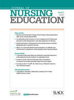 Instructional Design: More Important Than Ever! | Journal of Nursing Education | Nursing Education | Scoop.it