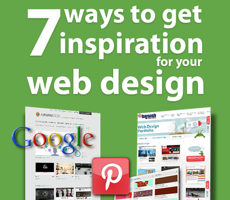 7 ways to get inspired and organised for your small business website brief | Gwyneth | Scoop.it