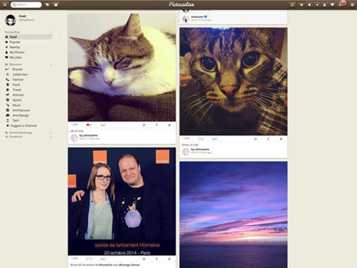 Oubliez le site web d'Instagram, et passez directement sur Pictacular   TIC et TICE mais... en français   Scoop.it