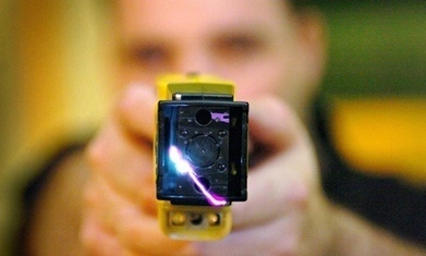 Theresa May: police use Tasers too often against mentally ill | Social Work and Mental Health | Scoop.it