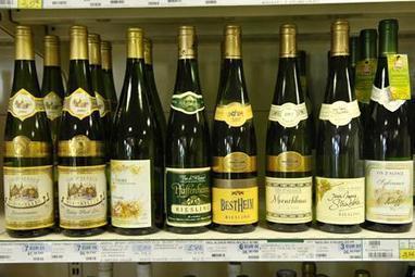 Alsace : le recul des ventes n'inquiète pas | Viticulture | Scoop.it