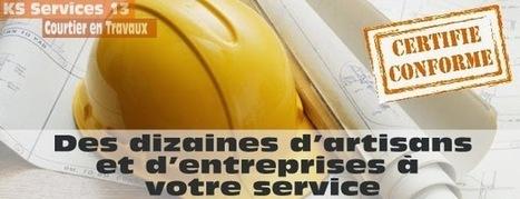 KS Services 13: Rénovation, construction et gestion de travaux | Courtier en travaux Bouches du Rhône | Scoop.it