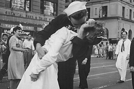 Photographie de la victoire. Le marin du baiser de Times Square est mort | domaine funéraire | Scoop.it