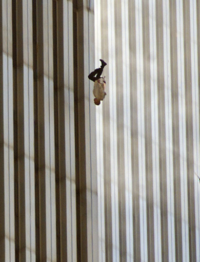 Long Fall: The Most Famous 9/11 Photo Is Still Suspended | Public Relations & Social Media Insight | Scoop.it