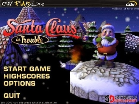 Best Free Santa Claus Games | technology | Scoop.it