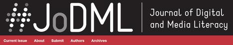 NEW: Journal of Digital and Media Literacy | Media literacy | Scoop.it