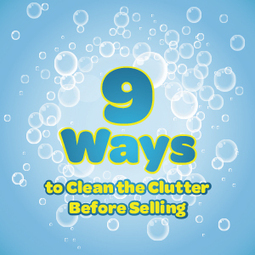 Ways to De-clutter Before Selling a Home | Real-Estate and Home Staging | Scoop.it