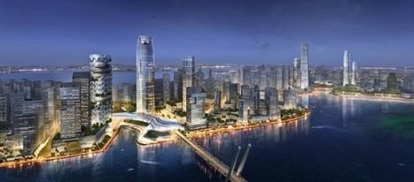 Tetto verde da record: è quello di Forest City in Malesia | Marketing per il mondo del progetto | Scoop.it