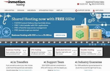 GoDaddy Alternatives - Web Hosting and Domain Alternatives | Web Hosting Reviews | Scoop.it
