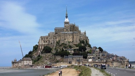 """Bon plan. Le Mont-Saint-Michel en train depuis Paris   Office de Tourisme """"Roissy, Clé de France""""   Scoop.it"""
