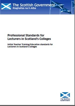 Professional Standards for Lecturers in Scotland's Colleges | Supporting the Digital Practitioner | Scoop.it