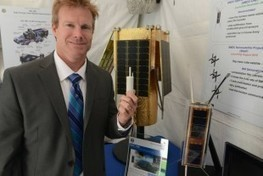 Nano-satellites may soon communicate with Soldiers from space | Defense Technology News at DefenceTalk | Already there | Scoop.it