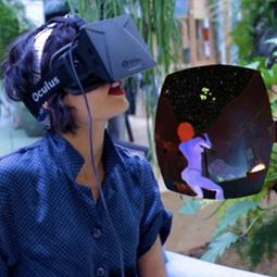 """""""The Nail Polish Inferno"""", la première exposition d'art créée pour l'Oculus Rift   Cabinet de curiosités numériques   Scoop.it"""