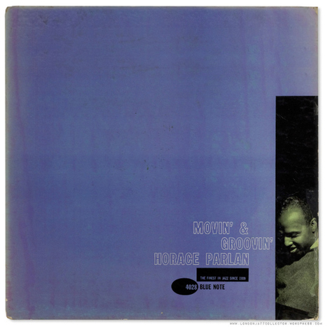 Horace Parlan: Movin' and Groovin' (1960) Blue Note | Jazz Plus | Scoop.it