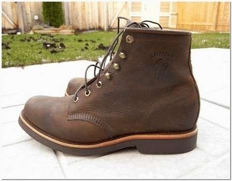 CHIPPEWA Rugged Handcrafted Worker Boot for Men - Recommend | Deals News Share | Scoop.it