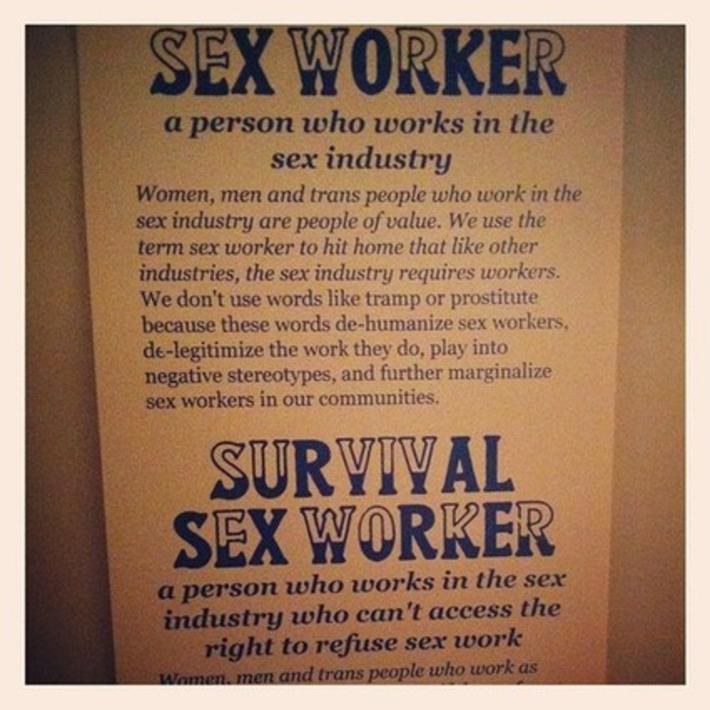 Sex Worker Vs Survival Sex Worker | Sex Work | Scoop.it